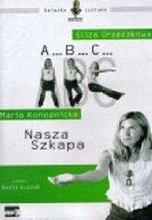 ABC. Nasza szkapa (CD mp3) - pudełko audiobooku