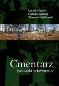 Cmentarz żydowski w Jaworznie - okładka książki