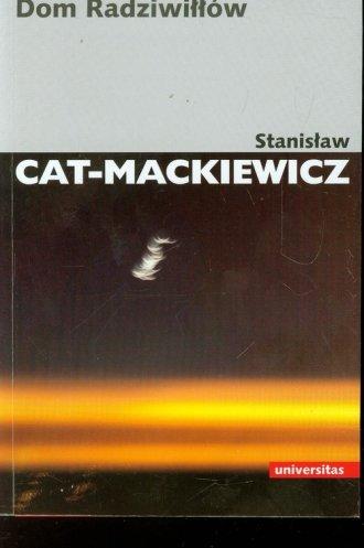 Dom Radziwiłłów - okładka książki