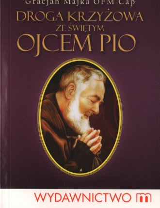 Droga Krzyżowa ze świętym Ojcem - okładka książki