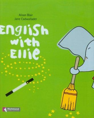 English with Ellie 2. Teachers - okładka podręcznika