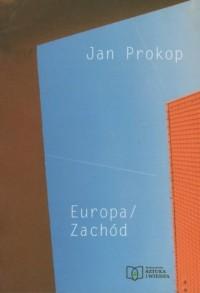Europa / Zachód - okładka książki