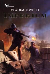 Imperium - okładka książki