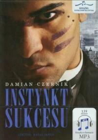 Instynkt sukcesu (CD mp3) - pudełko audiobooku