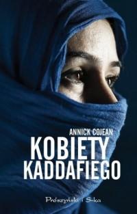 Kobiety Kaddafiego - okładka książki