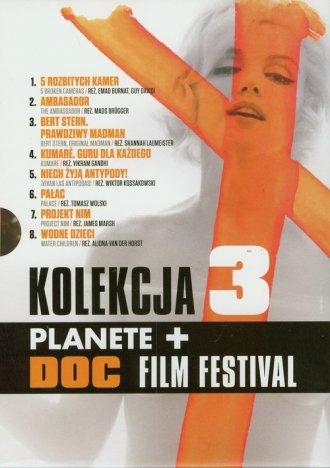 Kolekcja Planete Doc Film Festival - okładka filmu