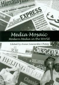 Media Mosaic. Modern Media in the World - okładka książki