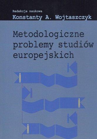 Metodologiczne problemy studiów - okładka książki