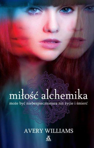 Miłość alchemika - okładka książki