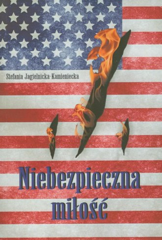 Niebezpieczna miłość - okładka książki