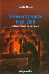 Norwescy pisarze 1960-2010. Interpretacja opowiadań - okładka książki