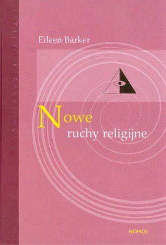 Nowe ruchy religijne - okładka książki