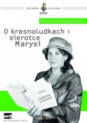 O krasnoludkach i sierotce Marysi - pudełko audiobooku