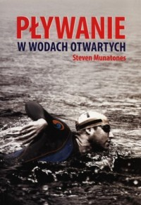 Pływanie w wodach otwartych - okładka książki