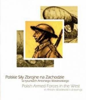 Polskie Siły Zbrojne na Zachodzie - okładka książki