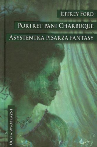Portret pani Charbuque. Asystentka - okładka książki