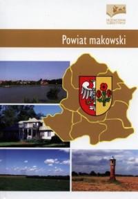 Powiat makowski - okładka książki