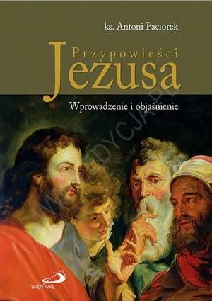 Przypowieści Jezusa. Wprowadzenie - okładka książki
