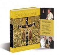 Rzymskie Pasje. Kościoły Stacyjne Wiecznego Miasta - okładka książki