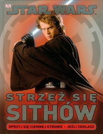 Star Wars. Strzeż się Sithów. Oprzyj - okładka książki