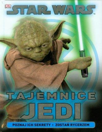 Star Wars. Tajemnice Jedi. Poznaj - okładka książki