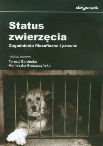 Status zwierzęcia. Zagadnienia - okładka książki
