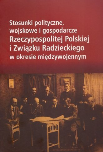 Stosunki polityczne, wojskowe i - okładka książki