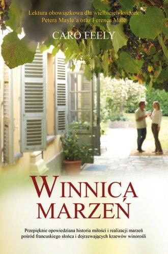 Winnica marzeń - okładka książki