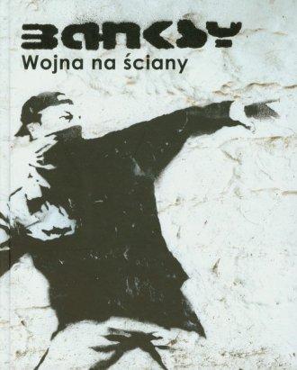 Wojna na ściany - okładka książki