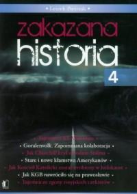 Zakazana historia 4 - okładka książki