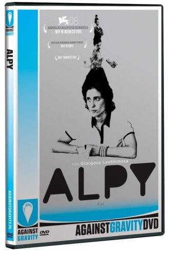 Alpy (DVD) - okładka filmu