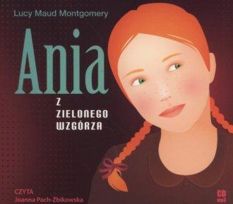 Ania z Zielonego Wzgórza (CD mp3) - pudełko audiobooku