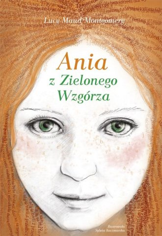 Ania z Zielonego Wzgórza - okładka książki
