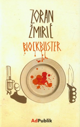 Blockbuster - okładka książki