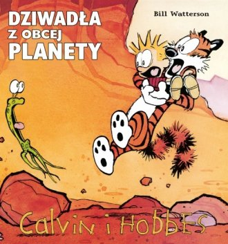 Calvin i Hobbes. Tom 4. Dziwadła - okładka książki