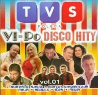 Disco hity vol. 1 (CD audio) - okładka płyty