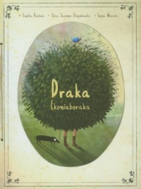 Draka ekonieboraka - okładka książki