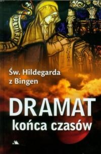 Dramat końca czasów - okładka książki