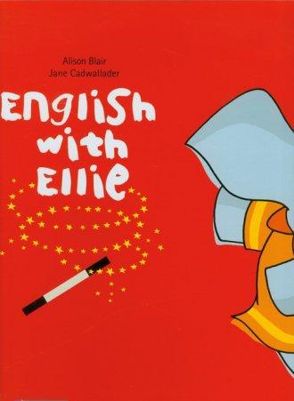 English with Ellie 1. Teachers - okładka podręcznika