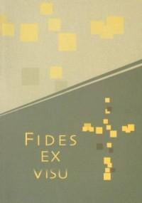 Fides Ex Visu - okładka książki
