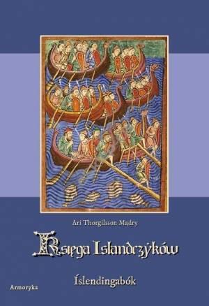 Księga Islandczyków (Íslendingabok) - okładka książki