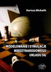 Modelowanie i symulacje międzynarodowego - okładka książki