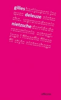 Nietzsche - okładka książki