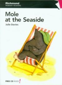 Primary Readers 1. Mole at the Seaside - okładka książki