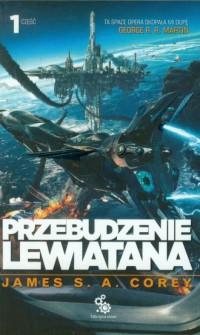 Przebudzenie Lewiatana cz. 1 - okładka książki