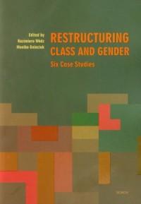 Restructuring class and gender. - okładka książki