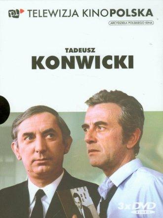 Tadeusz Konwicki (3 DVD) - okładka filmu