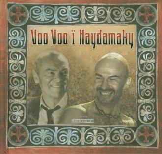 Voo Voo i Haydamaky (CD audio) - okładka płyty