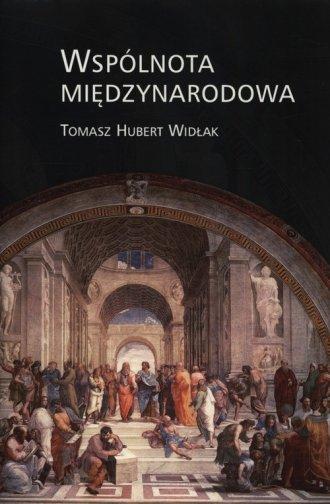 Wspólnota międzynarodowa - okładka książki