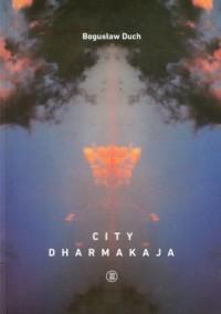 City dharmakaja - okładka książki